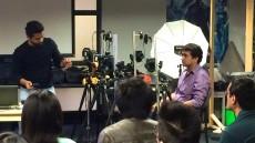 """Sanchez""! Scanning Presentation at Sheridan College"