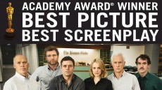 Spotlight Wins Oscar for Best Picture