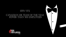 SPIN HR Awarded 2016 Canadian HR Team of the Year