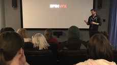 Durham College Visits SPINVFX