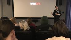 Durham College Visits SPINVFX