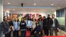 SPINVFX Hosts OCAD University