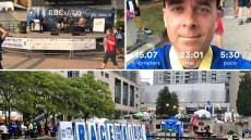 SPIN's Executive Producer, George Macri, Makes Personal Best at The RBC Race for Kids
