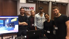 SpinVR Brings a New Reality to the You're Next Career Network Startup Career Expo