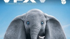 VFX Voice Magazine: Spring Issue Covers SpinVFX