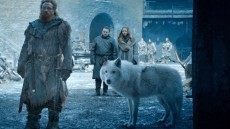 SPIN Weighs in on the Direwolves of Game of Thrones