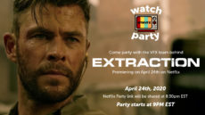 'EXTRACTION' Netflix Watch Party